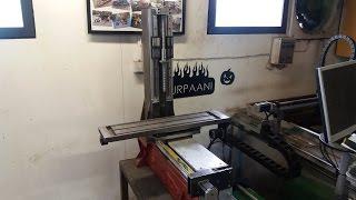 CNC mill project Part1