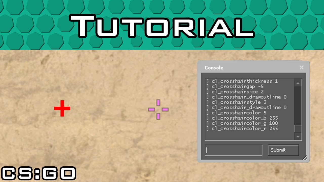 Guide: How to Create the Perfect CS:GO Crosshair - Esports Edition