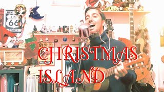 Bob Dylan - Christmas Island - cover (guitalele/harmonica/vocals)