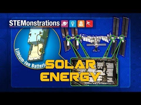STEMonstrations: Solar Energy