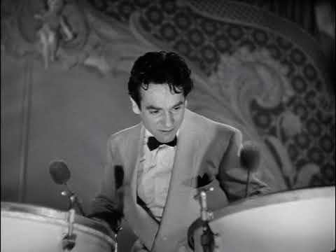 """Gene Krupa & His Orchestra 1945 """"Bolero In The Jungle"""""""