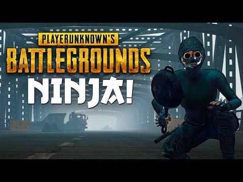 PUBG - NINJA MONTAGE! #12 (Funny Moments & Ninja Trolling)