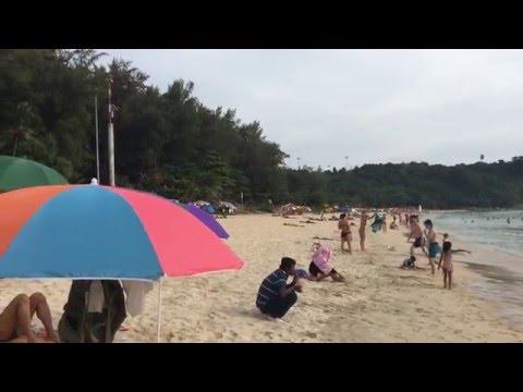 Пляж Най Харн пожалуй...