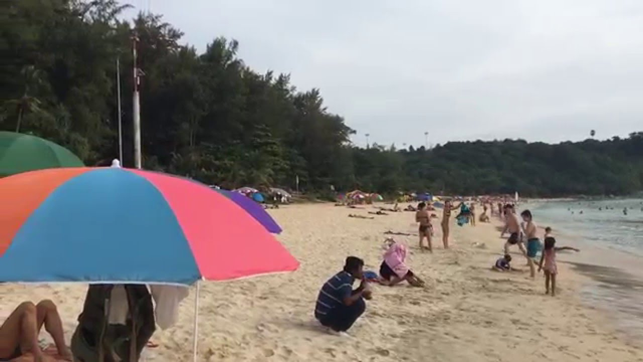 Пляж Най Харн пожалуй лучший на Пхукет. Небольшой обзор ...