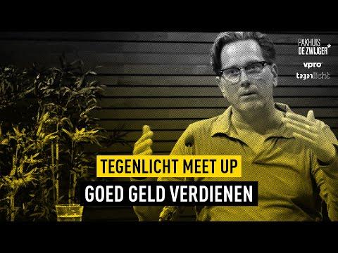 Tegenlicht Meet Up #183: Goed geld verdienen