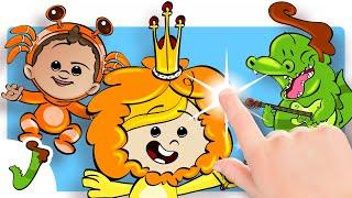 Também sou um animal - Clipe do Jacarelvis e Amigos (vol. 01) thumbnail