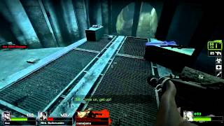 i fail game: Left 4 Dead 2 - Death Toll - Normal - Part 1/4