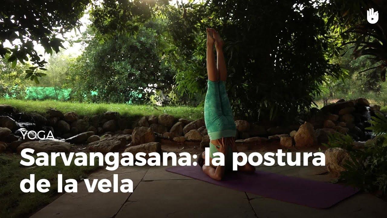 asanas de yoga para las hemorroides