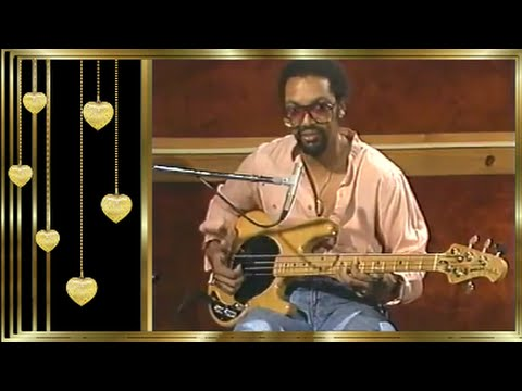 "Louis Johnson * ♫ * ""Instructional DVD For Bass"""