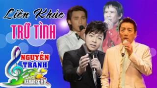 [Karaoke Tổng Hợp] LK Trữ Tình Bolero Hay Nhất