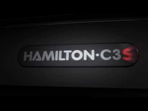 HAMILTON-C3S - The first compact high-end ventilator