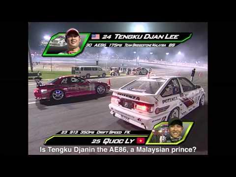 Video Option 2007 World Drifting Battle at Irwindale California, Uncut in HD DVD 166