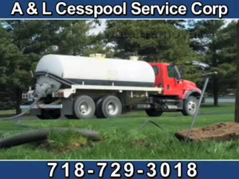 A & L Cesspool Service Corp Long Island City, NY