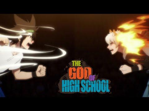 Per sopravvivere dovranno evocare il potere degli dèi!   The God of High School