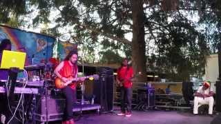 Admiral Tibet with the Gumption Band whole show SNWMF June 19, 2015