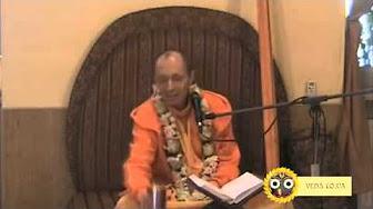 Шримад Бхагаватам 3.29.1-2 - Бхакти Ананта Кришна Госвами