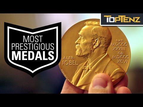 Top 10 Most Prestigious Medals