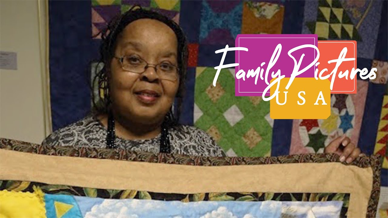 Family Pictures USA (2019) | Quilt Tells Triumpha