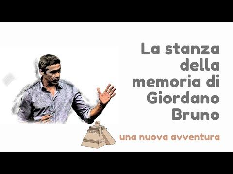 La stanza della memoria di Giordano Bruno