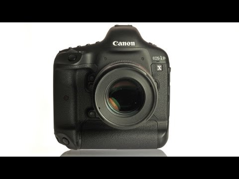 Canon EOS 1Dx review