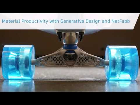Sustainability in Design and Manufacturing: Autodesk solutions for material productivity