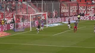 Independiente - Penal atajado a Gigliotti ante Colón