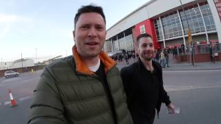 Vlog 013 - Saints Away