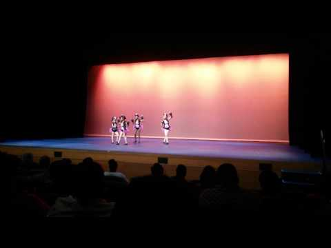 Madison Rose.  Dance Program. SHAW Center 2015