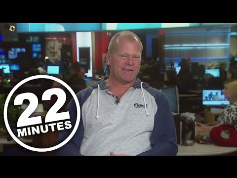22 Minutes: Mike Holmes - Parliament Buildings Renovation Project
