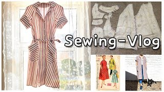 [ENGSUB] Sew a Shirtdress Robe…