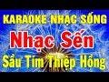 Karaoke Nhạc Sống Rumba Nhạc Sến | Liên Khúc Bolero - Trữ Tình Hòa Tấu hay Nhất 2018 | Trọng Hiếu