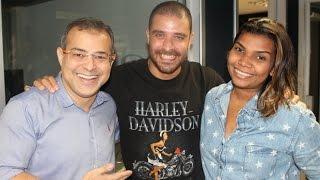 Vivy Tenorio entrevista Diogo Nogueira