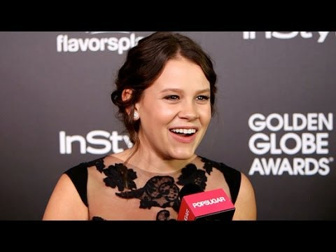 Kevin Bacon and Kyra Sedgwick's Daughter Sosie Is Miss Golden Globe | POPSUGAR Interview