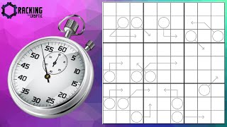 Фото Going From Zero Digits To A Solved Sudoku  N 45 Seconds