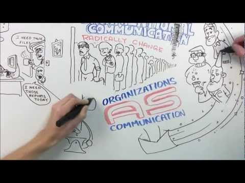 Part 1 Of 4: What Is Organizational Communicaiton?