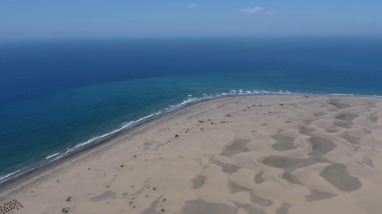 Gran Canaria 2017- Mas Palomas Dunas Phantom 4