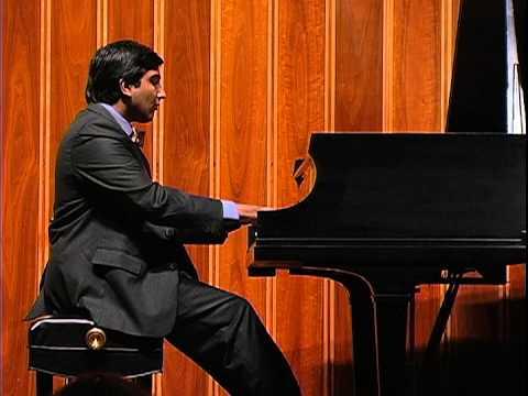 Arun Garg:  Milder Musical Arts 35th Anniversary Concert
