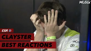 Clayster's Top Moments
