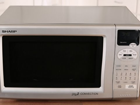 Sharp Convection Grill Microwave R 820js