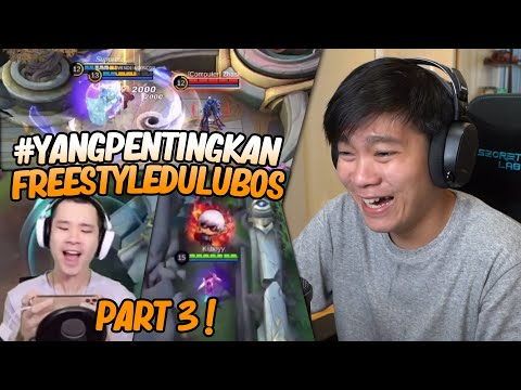 Reaction #YangPentingKanFreestyleDuluBoss Terakhir di 2020 Nih! - Part 3