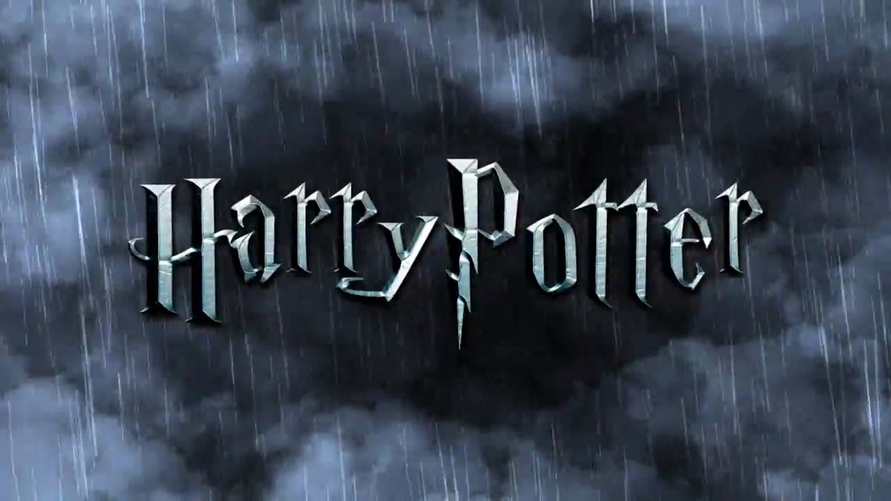 Image result for Harry Potter title