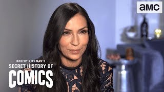 Famke Janssen on X-Men | Robert Kirkman's Secret History of Comics