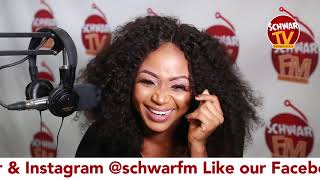 Queen Afia Schwarzeneggerand39s One On Interview With Akuapem Poloo On Atigya
