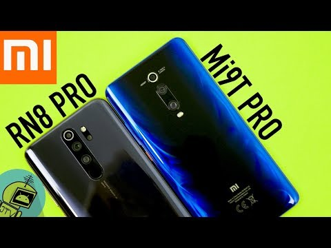 Xiaomi Mi9T Pro Vs Xiaomi Redmi Note 8 PRO