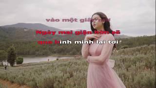KARAOKE | Dành Cả Thanh Xuân Cho Một Người [ BEAT CHUẨN ] - Trương Quỳnh Anh