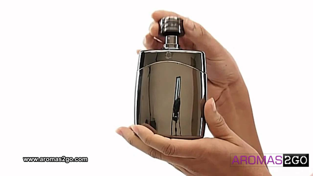 Montblanc Legend Intense Cologne By Montblanc Youtube