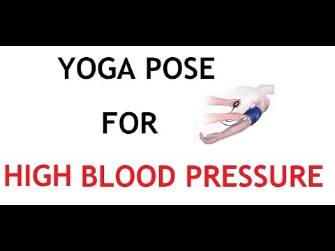 yoga cured my anxiety 2 yoga pose for high blood pressure