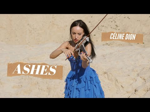 Céline Dion - Ashes (from the Deadpool 2) Violin cover by Agnes Violin
