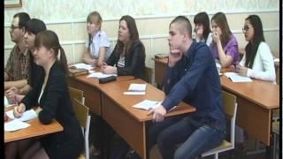 Конкурсный урок преподавателя русского языка и литературы Степановой С.А.