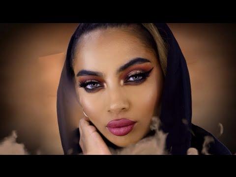 1001 Nacht Oriental Make-up I Mrs Dark Side Palette | TALI QUINDIO